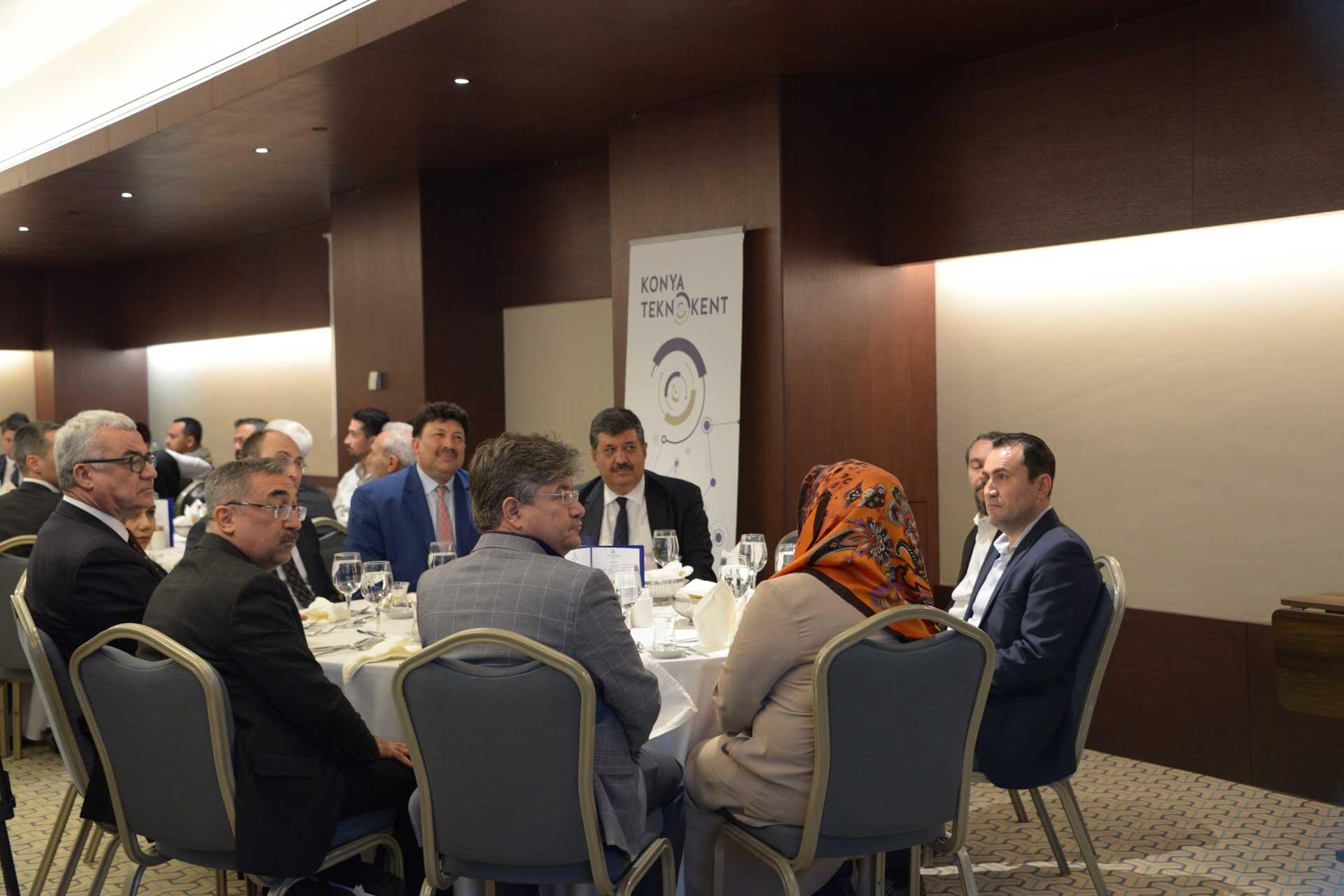 Melek Yatırımcı Lansman Toplantısı